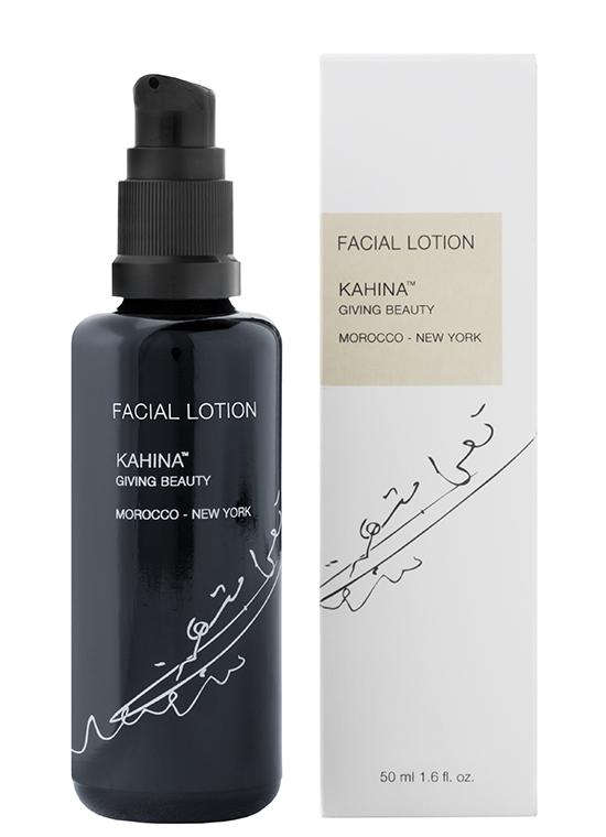 Kahina Giving Beauty Facial Lotion