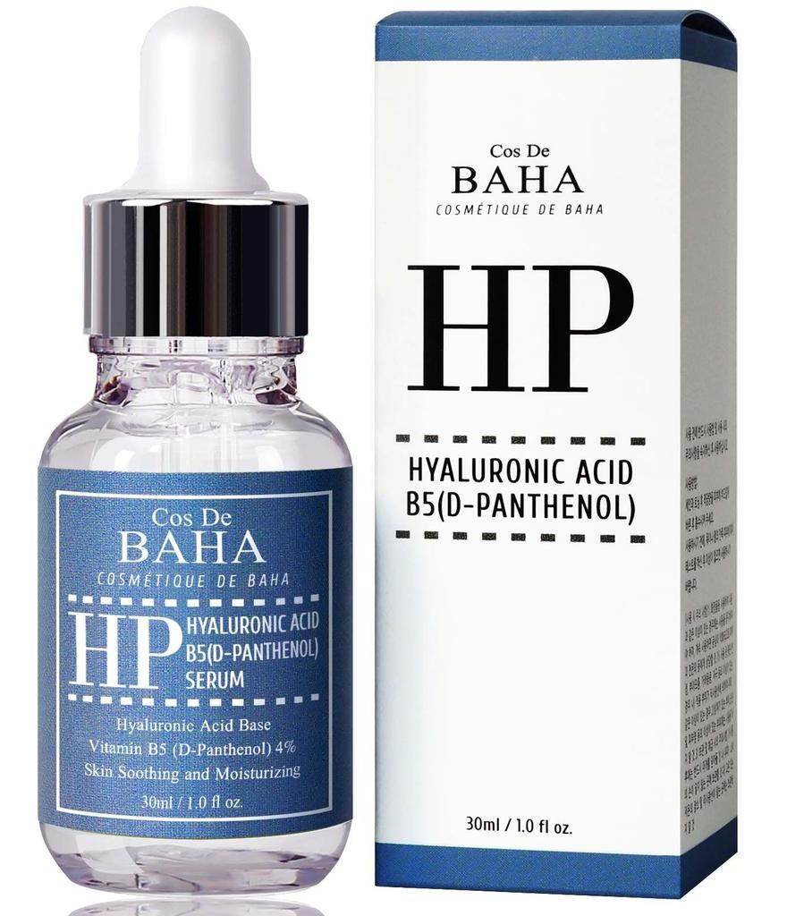 Cos De BAHA Vitamin B5 4% + Hyaluronic Acid Serum