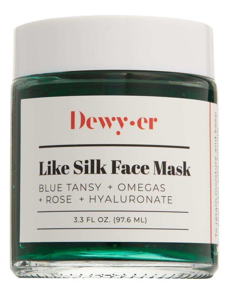 Dewyer Like Silk Face Mask