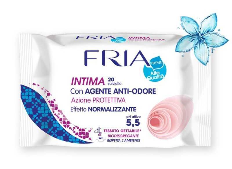 Fria Salviette Fria Intima con agente anti-odore