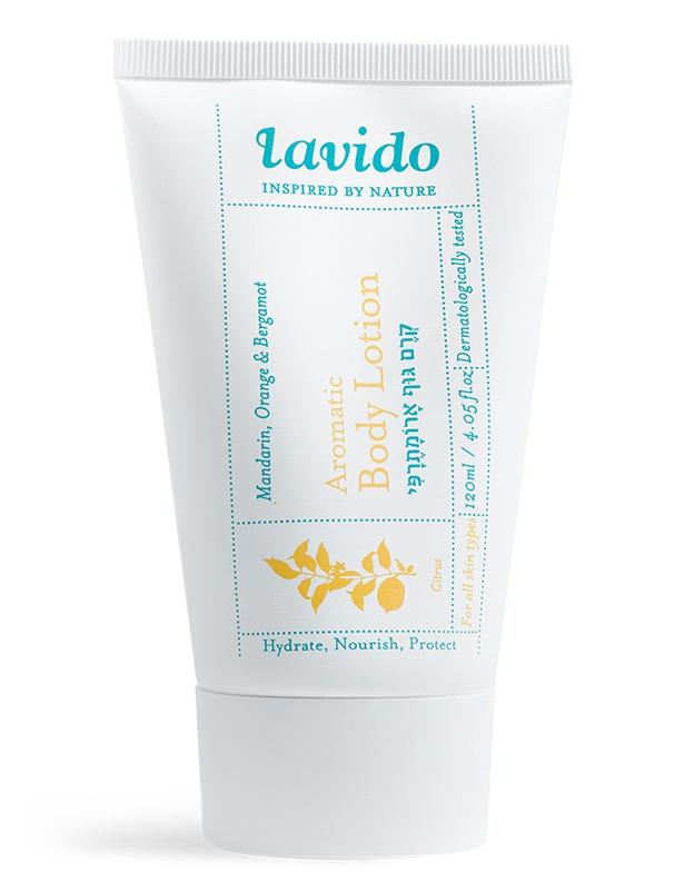 Lavido Aromatic Body Lotion