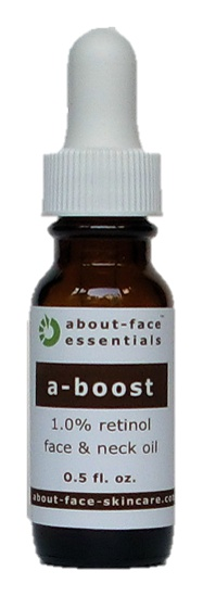 about-face essentials A-Boost