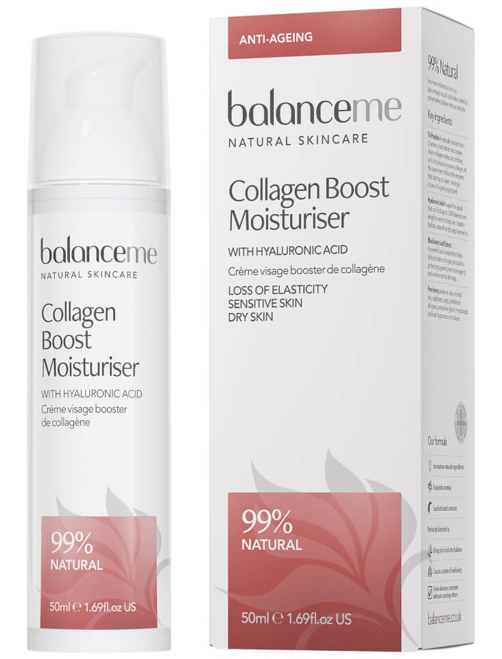 Balance Me Collagen Boost Moisturiser