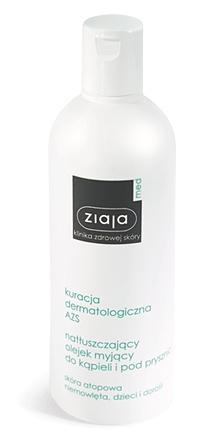 Ziaja Med Nourishing Bath & Shower Oil