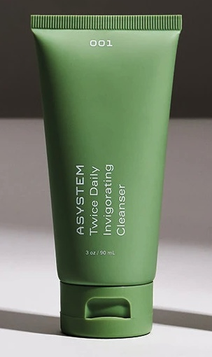 ASYSTEM Twice Daily Cleanser