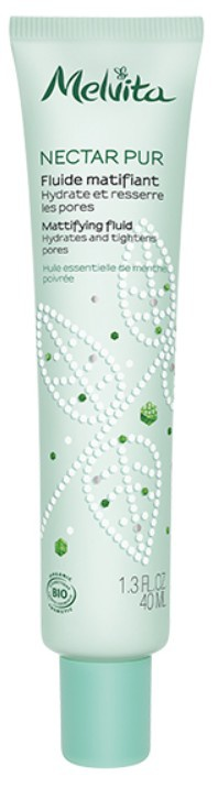 MELVITA Nectar Pur Organic Mattifying Fluid