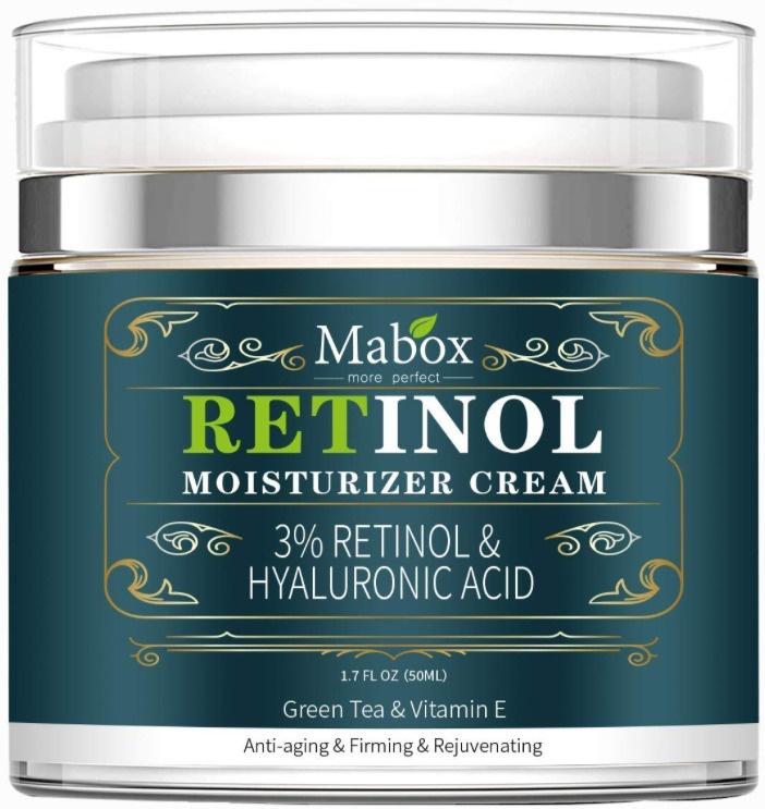 Mabox Retinol Moisturizer Cream