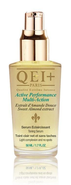 QEI-PLUS Lightening Serum - Performance Sweet Almond