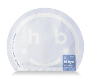 Banila Co Hi Bye Soothing Sheet Mask