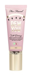 Too Faced Tutti Frutti Dew You Fresh Glow Foundation