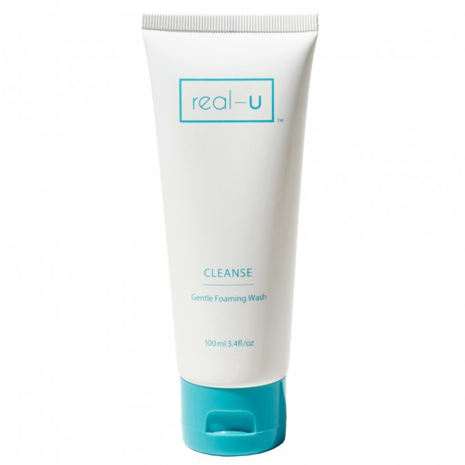 Real U Cleanse Gentle Foaming Fash Wash
