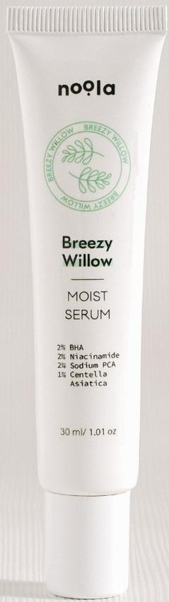 Noola Breezy Willow Moist Serum
