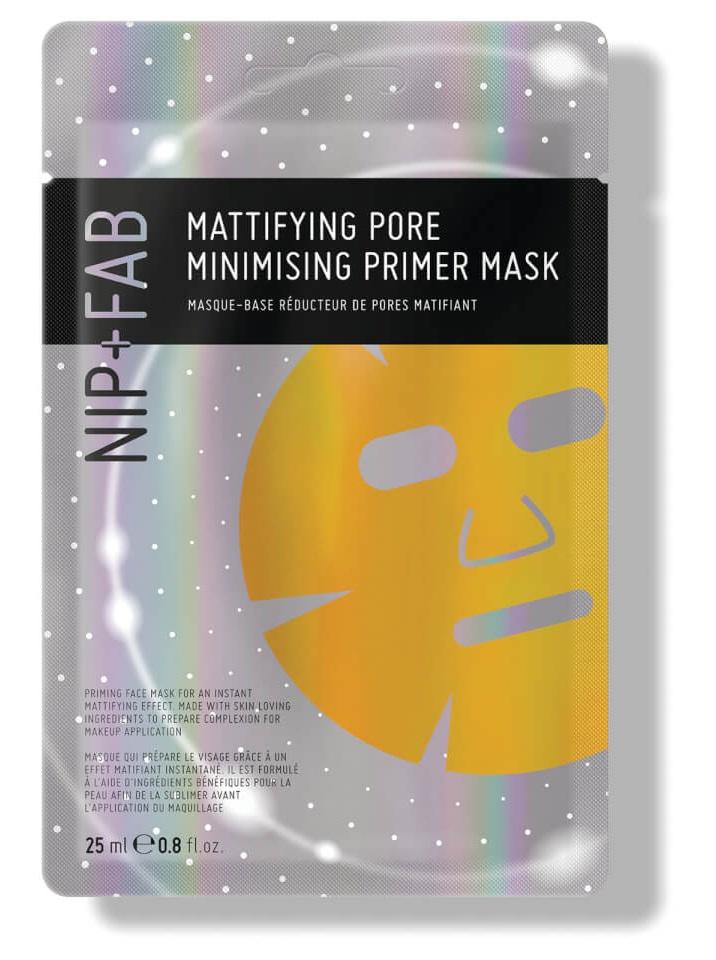 Nip+Fab Mattifying Pore Minimising Primer Mask