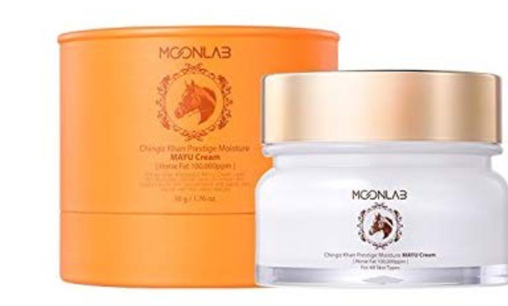Moonlab Chingiz Khan Prestige Moisture Mayu Cream