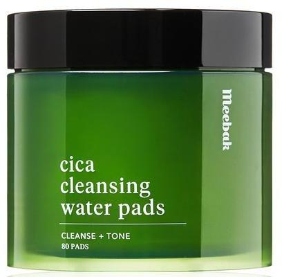meebak Cica Cleansing Water Pads