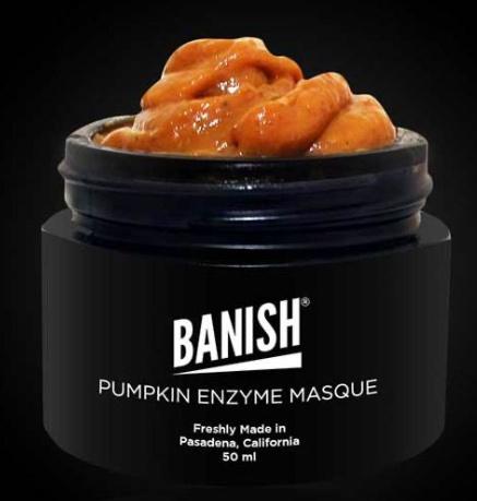 Banish Pumpkin Enzyme Mask