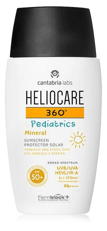 Heliocare 360° Pediatrics Mineral Spf50+