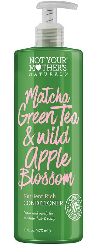 not your mother's Matcha Green Tea & Apple Blossom Conditioner