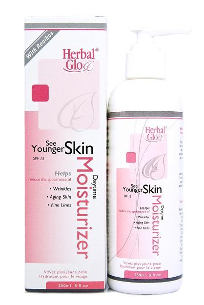 Herbal Glo See Younger Skin Daytime Moisturizer