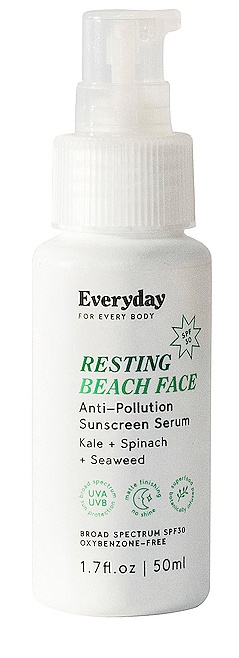 Every Day For Every Body Resting Beach Face Anti-Pollution Sunscreen Serum
