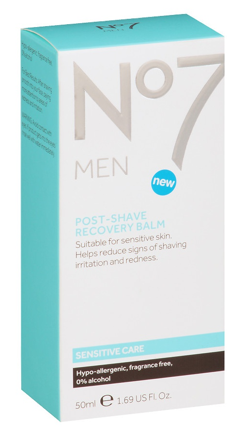N°7 Post-Shave Recovery Balm