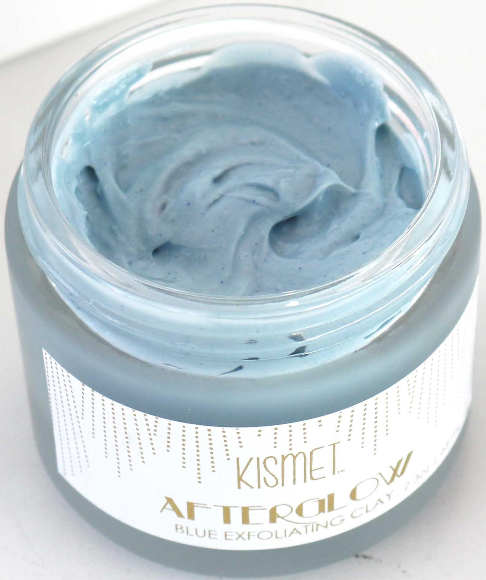Kismet Afterglow Blue Exfoliating Clay