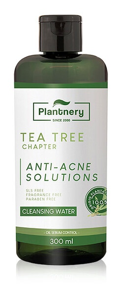 Plantnery Tea Tree First Cleansing Water