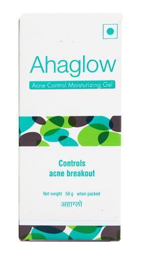 Ahaglow Acne Control Moisturizing Gel