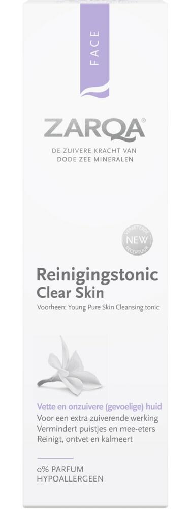 Zarqa Reinigingstonic Clear Skin