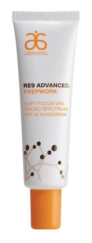 Arbonne Re9 Advanced Prepwork Soft Focus Veil Broad Spectrum Spf 30