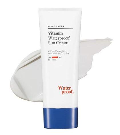 Bring Green Vitamin Waterproof Sun Cream SPF50+ PA++++ - 80ml