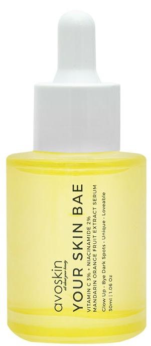 Avoskin Your Skin Bae Vitamin C 3% + Niacinamide 2% + Mandarin Orange Fruit Extract Serum