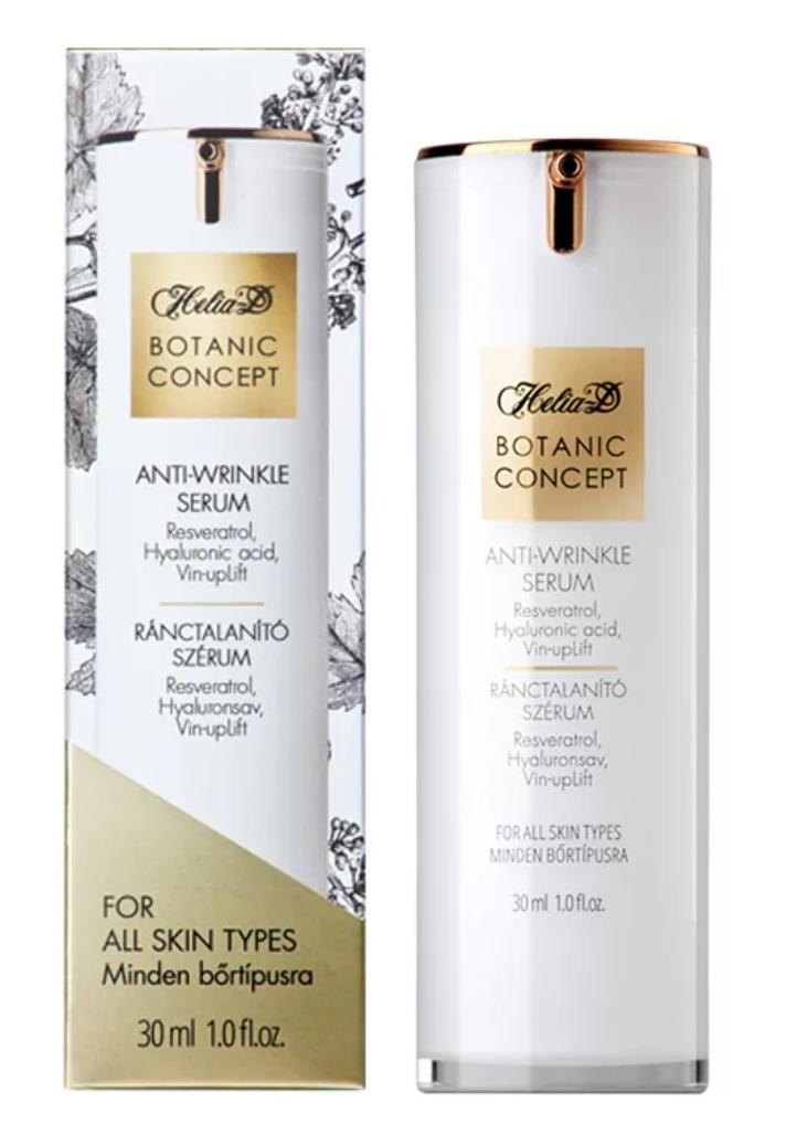 Helia-D Botanic Concept Anti-Wrinkles Serum