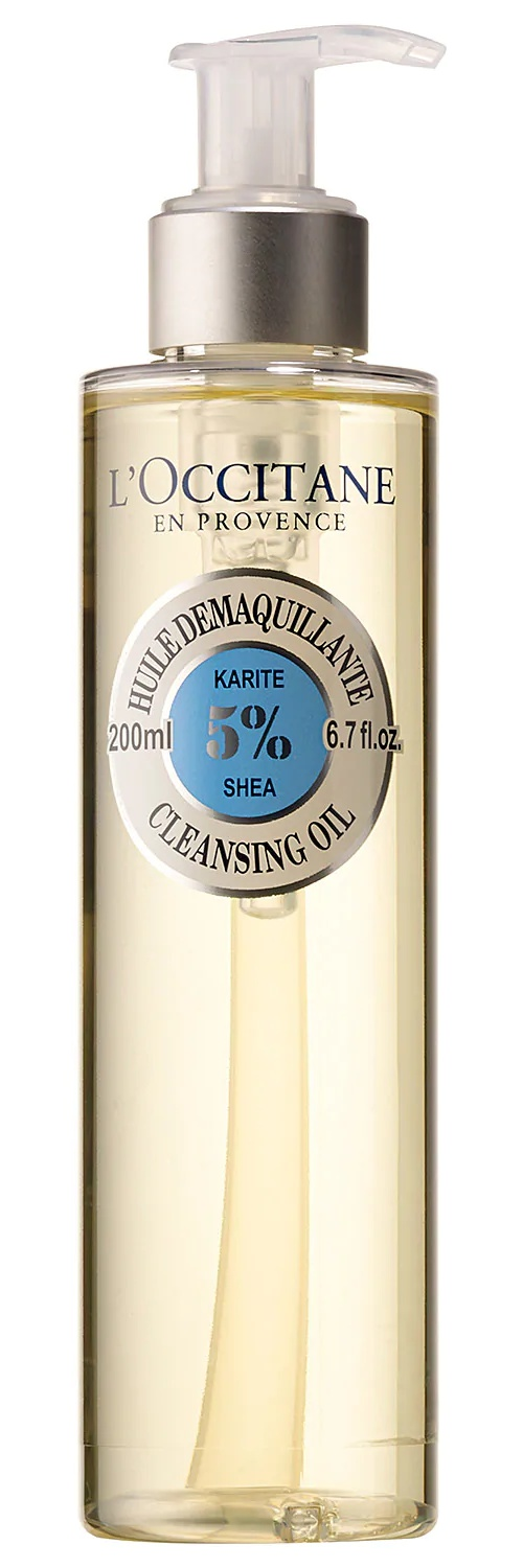 L´Occitane Shea Cleansing Oil