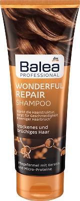 Balea Professional Wonderful Repair Shampoo