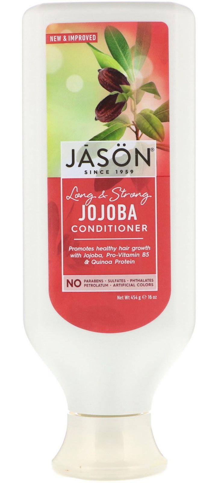 Jason Natural Cosmetics Long & Strong Jojoba Conditioner