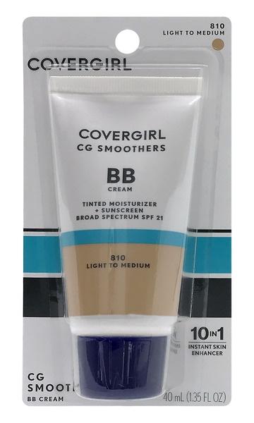 CoverGirl BB Cream Tinted Moisture + Sunscreen