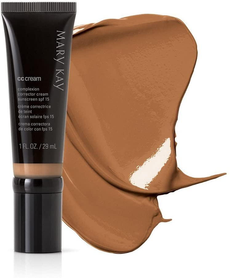 Mary Kay Cc Cream Spf 15, Very Deep