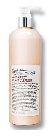Graymelin Astaxanthin Crazy Foam Cleanser