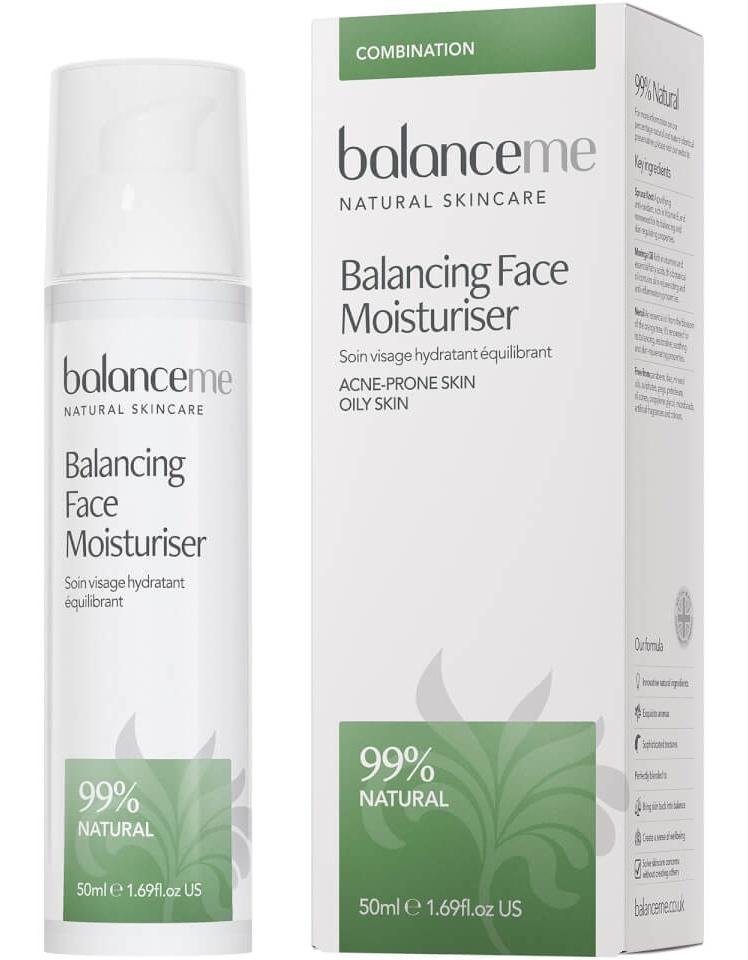 Balance Me Balancing Face Moisturiser