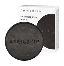 Aprilskin Signature Charcoal Soap