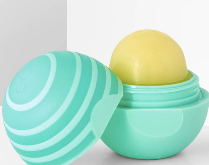 eos Aloe Spf30 Active Protection Sphere Lip Balm