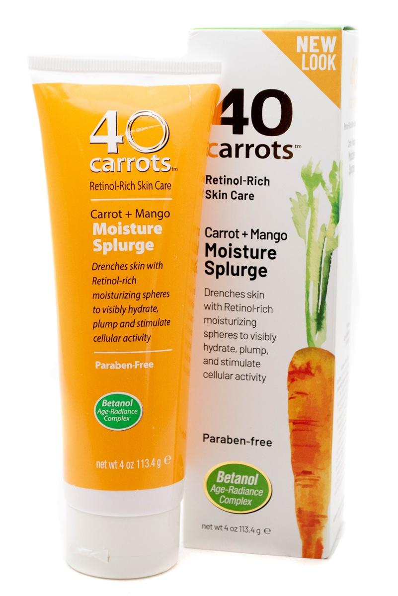 40 Carrots Moisture Splurge