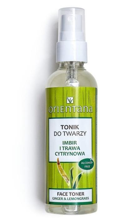 ORIENTANA Face Toner Ginger & Lemongrass