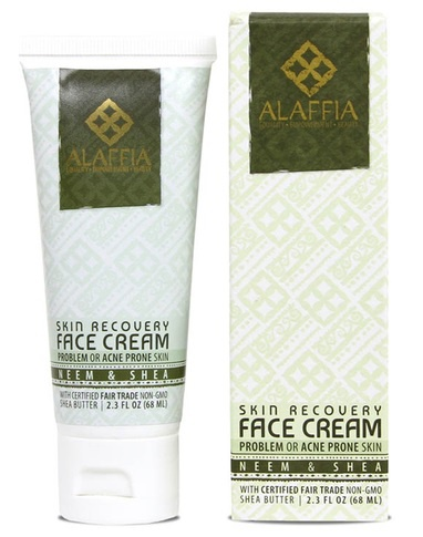 Alaffia Skin Recover Face Cream (Neem & Shea)