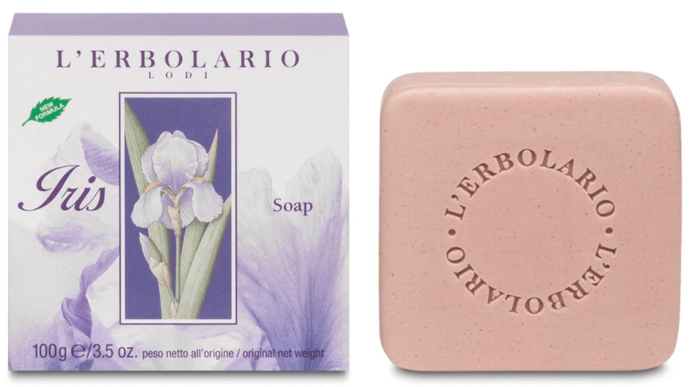 L'Erbolario Soap Iris