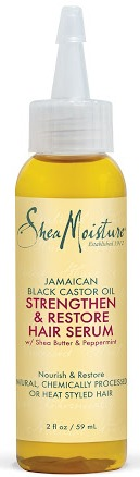 SheaMoisture Jamaican Black Castor Oil Strengthen & Restore Hair Lotion