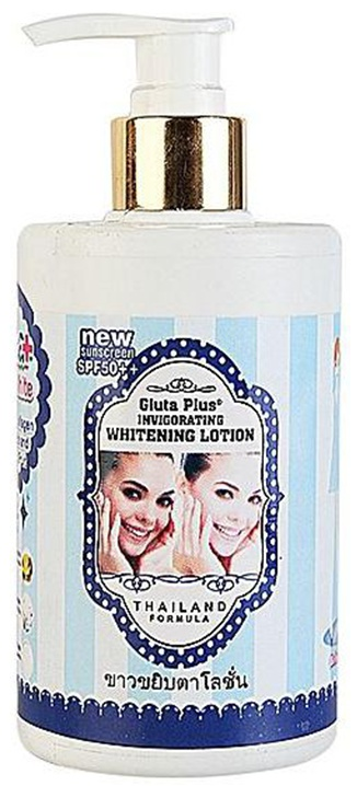 Gluta Plus Invigorating Whitening Lotion