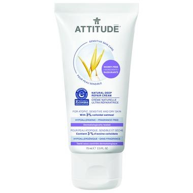 Attitude Natural Deep Repair Cream