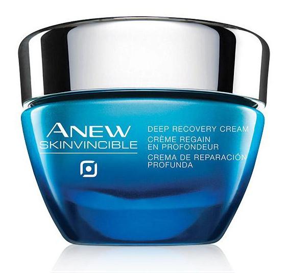 Avon Skinvincible Deep Recovery Cream
